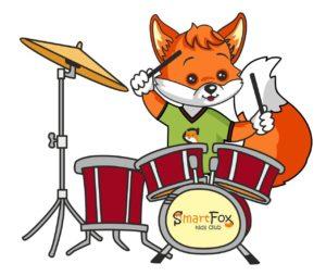 Сегодня в гостях Smartfox Kids Club была группа DrumCongo!